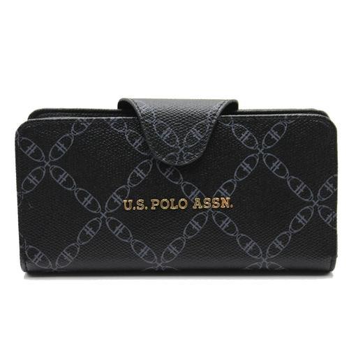 U.s. Polo Assn Kadın Siyah Cüzdan (USC19924-128)