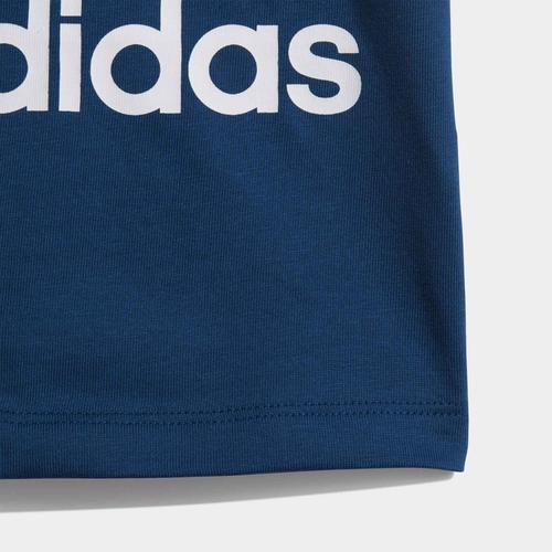 adidas Trefoil Bebek Mavi Tişört (DV2830)