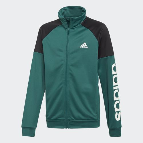 adidas Linear Çocuk Yeşil Eşofman Takımı (DI0183)