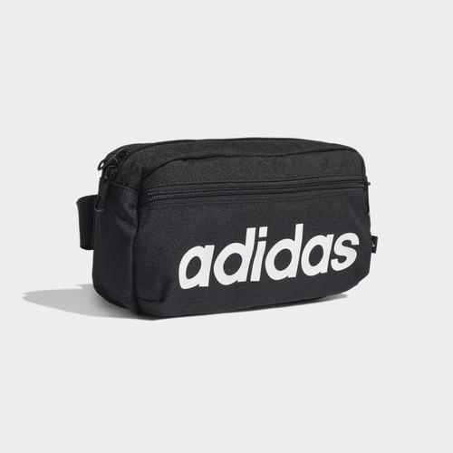 adidas Essentials Logo Bum Siyah Bel Çantası (GN1937)