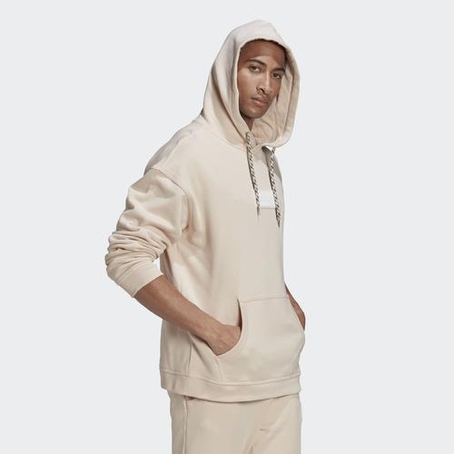 adidas RYV Silicone Double Linear Badge Erkek Bej Sweatshirt (GN3311)