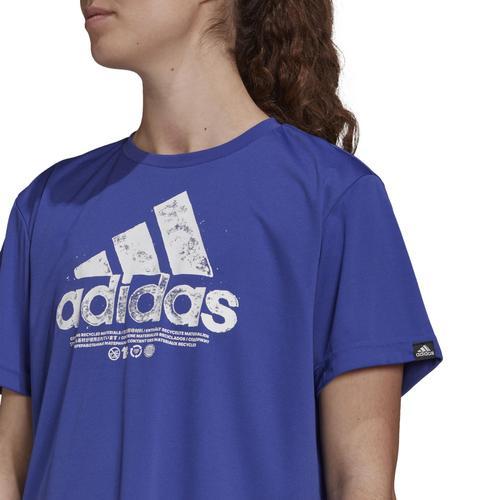 adidas Sportswear Sust Kadın Mor Tişört (GL6841)