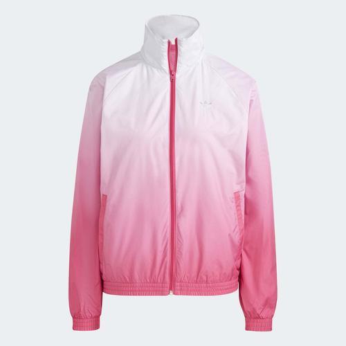 adidas Adicolor 3D Trefoil Kadın Pembe Ceket (GN2814)