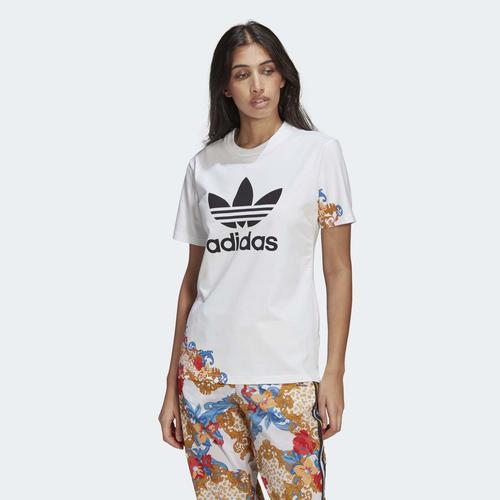 adidas HER Studio London Kadın Beyaz Tişört (GN3354)