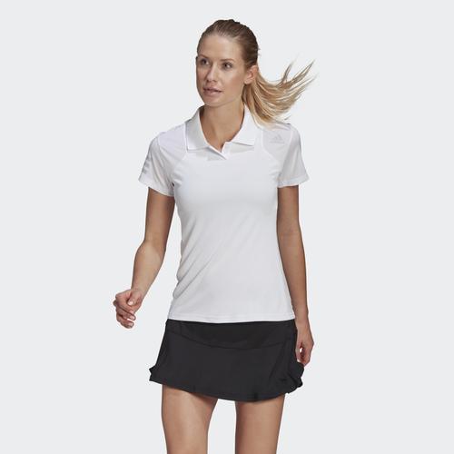 adidas Club Tennis Kadın Beyaz Polo Tişört (GQ1178)