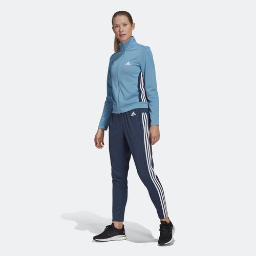 adidas Teamsports Kadın Mavi Eşofman Takımı (GP9613)