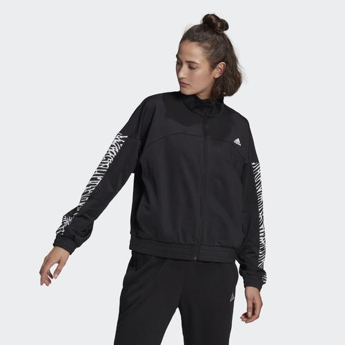 adidas U4U AEROREADY Kadın Siyah Ceket (GL3861)