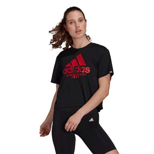 Adidas Sportswear Sust Kadın Siyah Tişört (GL6842)