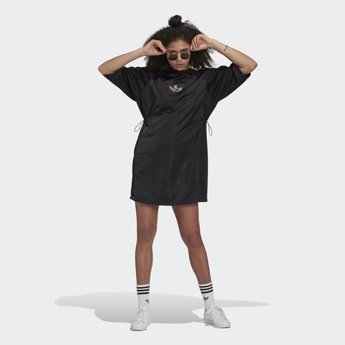 adidas Originals Kadın Siyah Elbise (GN3114)