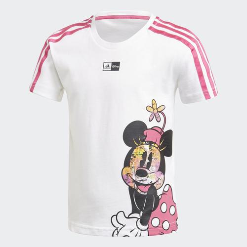 adidas Disney Minnie Mouse Çocuk Beyaz Tişört (GM6922)