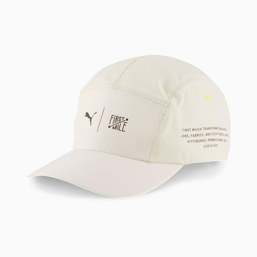 Puma First Mile Beyaz Şapka (023150-02)