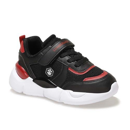 Lumberjack Fargo Çocuk Siyah Spor Ayakkabı (100916044)