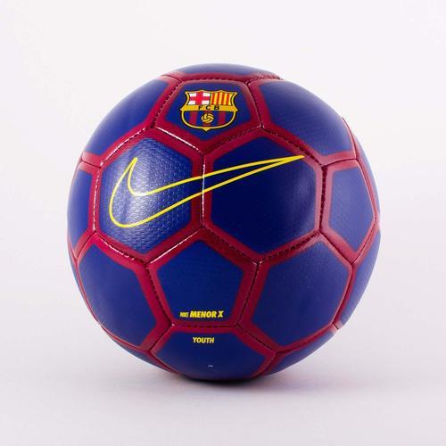 Nike FC Barcelona Menor X Mavi Futbol Topu (SC3999-455)