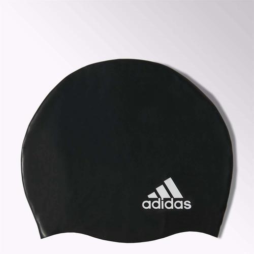 adidas Silcap Logo Unisex Siyah Yüzücü Bonesi (802316)
