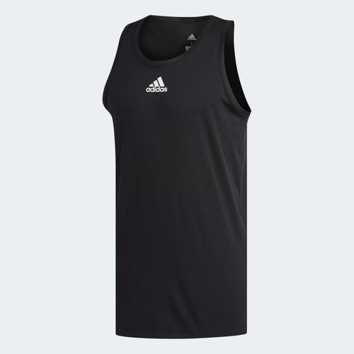 adidas Kırçıllı Erkek Siyah Atlet (DX6730)