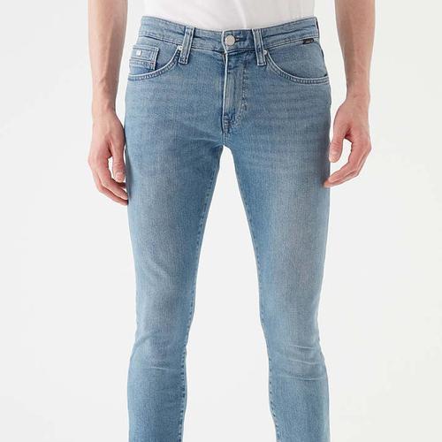 Mavi James Vintage Erkek Mavi Jean Pantolon (0042434584)