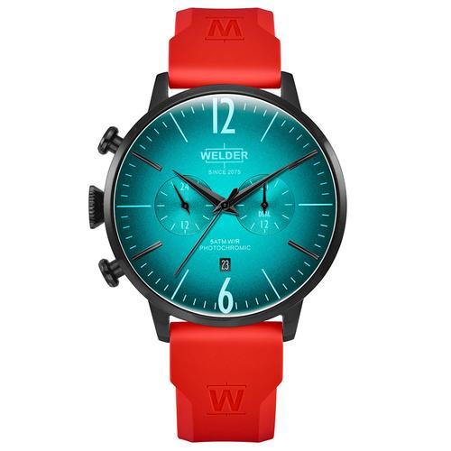 Welder Moody Erkek Kırmızı Kol Saati (WWRC1024)