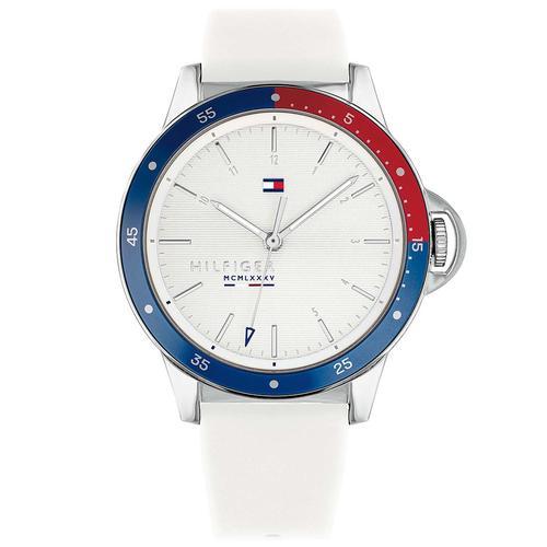 Tommy Hilfiger Watches Erkek Beyaz Kol Saati (TH1782029)