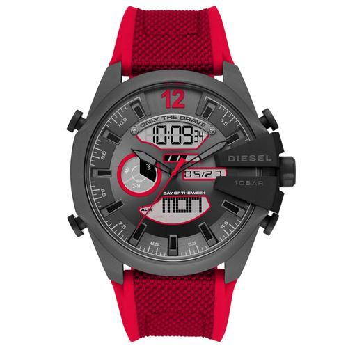 Diesel Erkek Kırmızı Kol Saati (DZ4551)