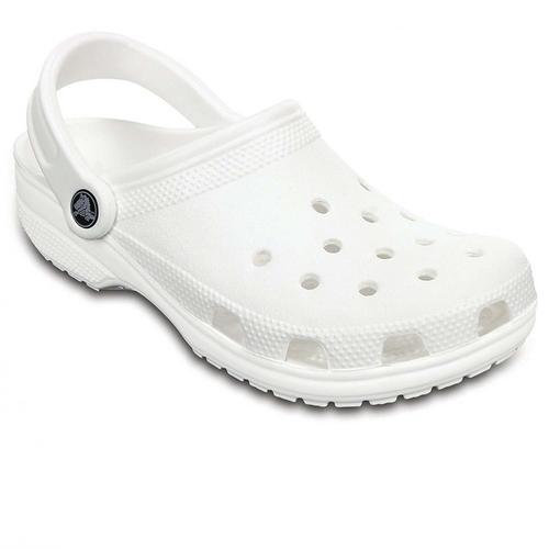Crocs Classic Beyaz Sandalet (10001-100)