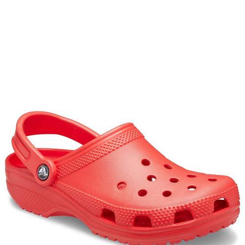 Crocs Classic Kadın Kırmızı Sandalet (10001-8C1)