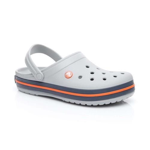 Crocs Crocband Erkek Gri Sandalet (11016-01U)
