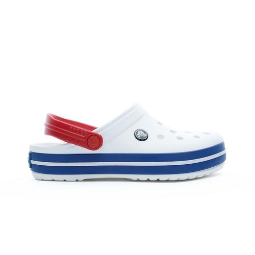 Crocs Crocband Beyaz Sandalet (11016-11I)