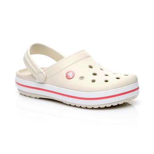 Crocs Crocband Kadın Krem Sandalet (11016-1AS)