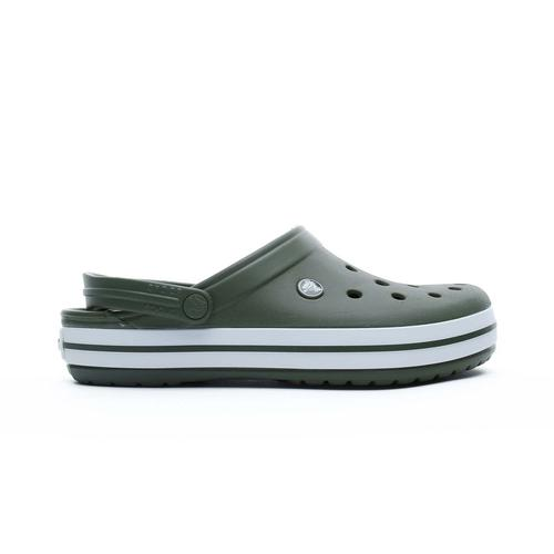 Crocs Crocband Erkek Haki Sandalet (11016-37P)