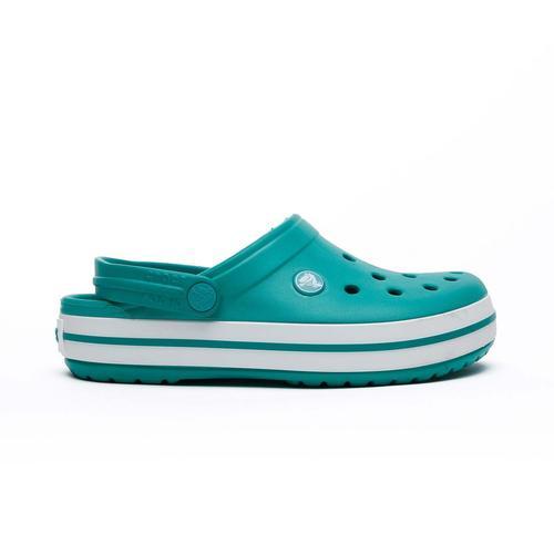Crocs Crocband Kadın Yeşil Sandalet (11016-3TL)