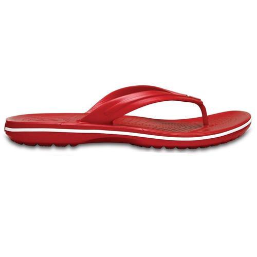 Crocs Crocband Flip Erkek Kırmızı Terlik (11033-6FT)