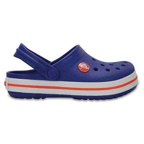 Crocs Crocband Clog Çocuk Mavi Sandalet (204537-4O5)