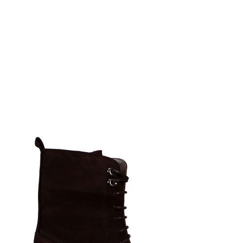 Hammer Jack Beli Kadın Kahverengi Çizme (10220850-ZKTJ)