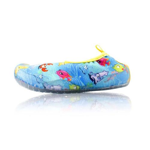 Newborn Aqua Çocuk Mavi Deniz Ayakkabısı (NAQ2010-FK)