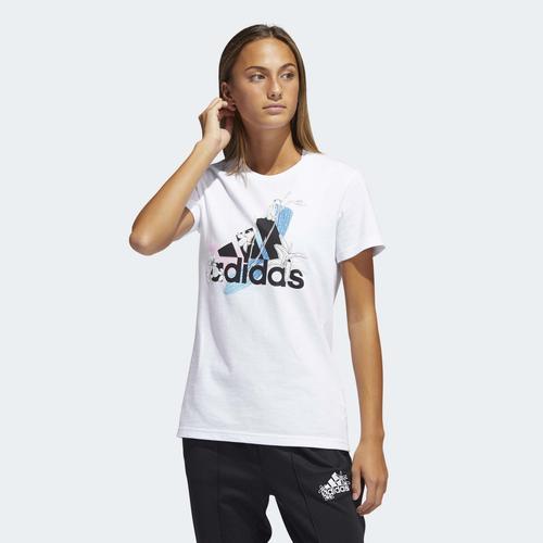 adidas Graphic Kadın Tişört (GN9151)