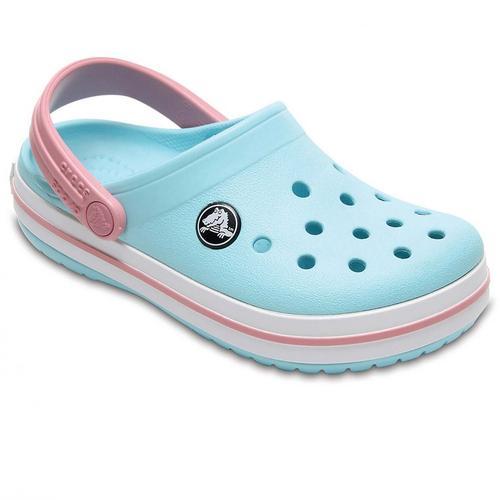 Crocs Crocband Clog Çocuk Mavi Sandalet (204537-4S3)