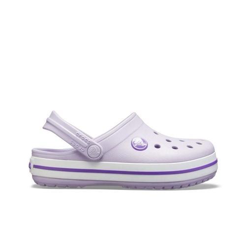 Crocs Crocband Clog Çocuk Lila Sandalet (204537-5P8)