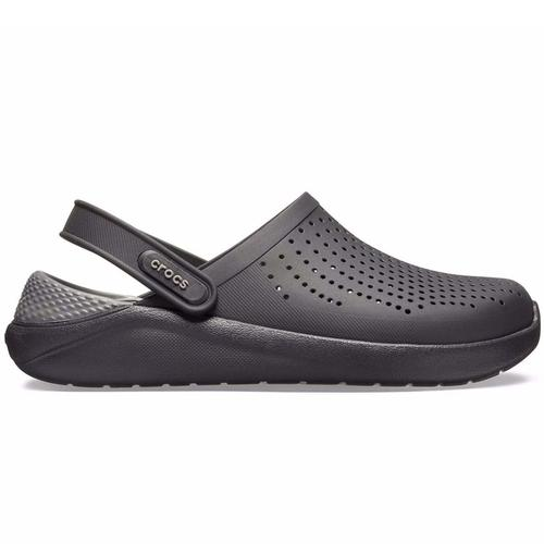 Croscs LiteRide Clog Erkek Siyah Sandalet (204592-0DD)