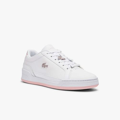 Lacoste Challenge 0921 Kadın Beyaz Spor Ayakkabı (741SFA0074.1Y9)