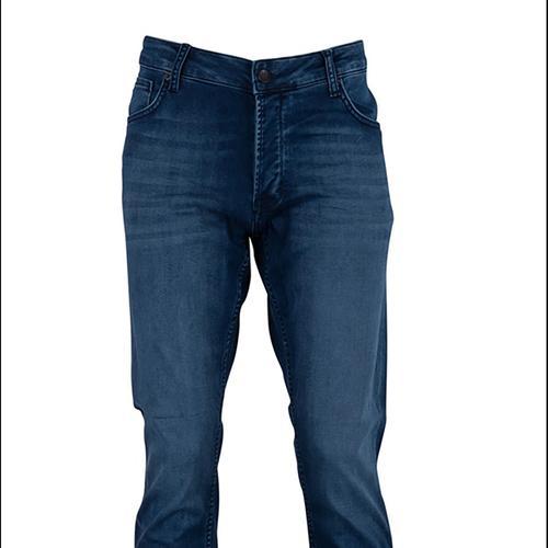Five Pocket Bartez Erkek Lacivert Jean Pantolon (7510-H207)