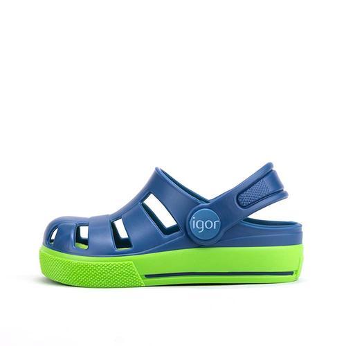 Igor Ola Combi Çocuk Mavi Sandalet (S10284-IG003)