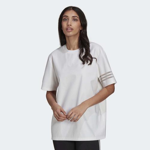 adidas Originals Kadın Beyaz Tişört (GN3206)