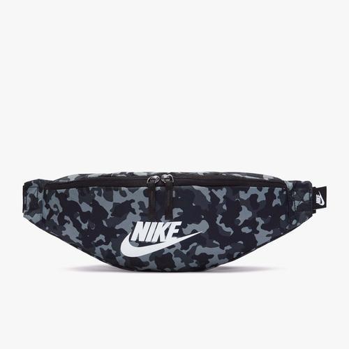 Nike Heritage Camouflage Aop2 Siyah Bel Çantası (CV0838-010)