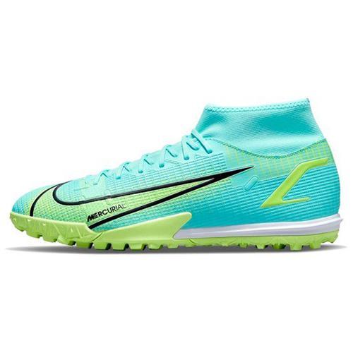 Nike Superfly 8 Academy TF Erkek Mavi Halı Saha Ayakkabı (CV0953-403)