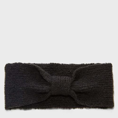 Only Tessie Knit Kadın Siyah Saç Bandı (15160557-B)