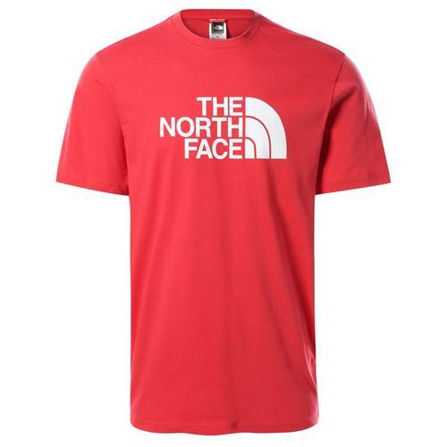 The North Face Easy Erkek Kırmızı Tişört (NF0A2TX3V341)