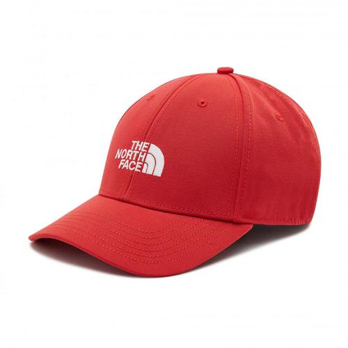 The North Face Recycled 66 Classic Kırmızı Şapka (NF0A4VSVV341)