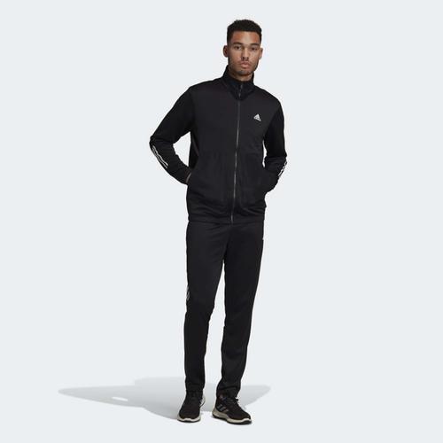 adidas Fabric Mix Erkek Siyah Eşofman Takımı (FS4324)