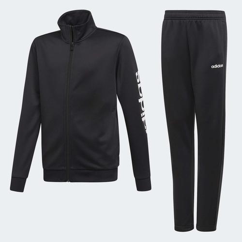 adidas Yb Ts Pes Çocuk Siyah Eşofman Takımı (EI7960)