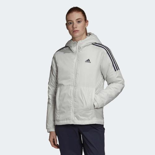 adidas Essentials Yalıtımlı Kadın Gri Mont (GH4600)